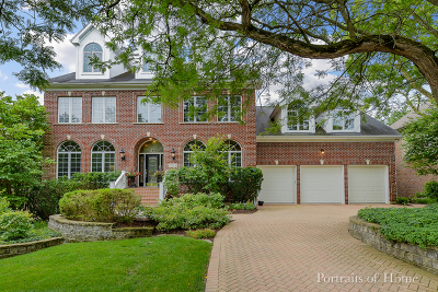 Naperville Single Family Home For Sale: 1308 Calvin Court