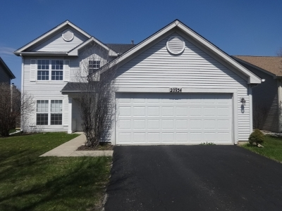 Plainfield Rental For Rent: 20934 West Bloomfield Drive
