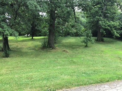 Palos Heights Residential Lots & Land For Sale: 7309 West Palos Avenue