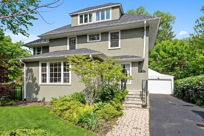 Evanston Single Family Home For Sale: 2515 Pioneer Road