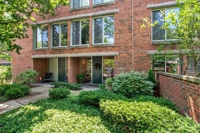 Northfield Condo/Townhouse For Sale: 8060 Arbor Lane