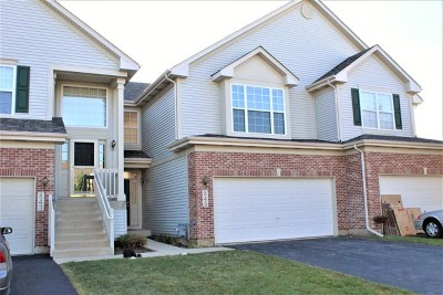 St. Charles Condo/Townhouse For Sale: 845 Stuarts Drive