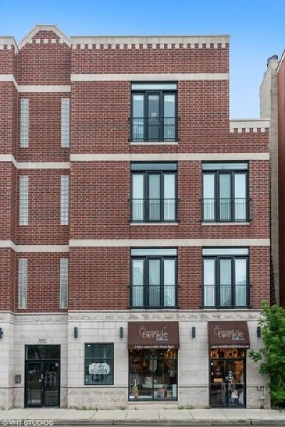 Condo/Townhouse For Sale: 2007 West Belmont Avenue #2E
