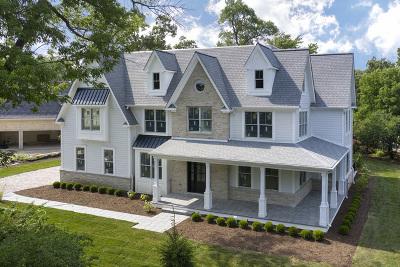Glenview Single Family Home For Sale: 1900 Glen Oak Drive