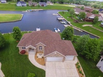 Rockford Single Family Home For Sale: 1136 Key West Court