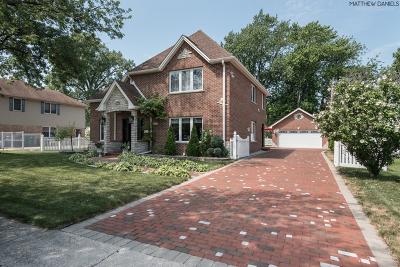 Chicago Ridge Single Family Home For Sale: 10840 Menard Avenue