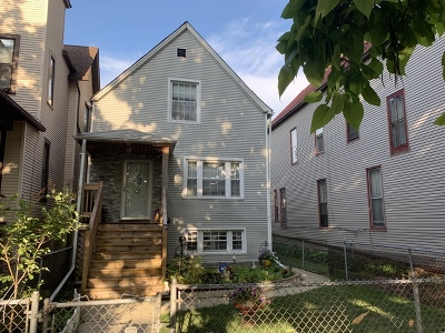 Mayfair Single Family Home For Sale: 4421 North Tripp Avenue