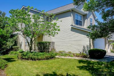 Woodridge Condo/Townhouse For Sale: 3232 Foxridge Court