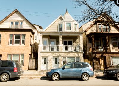 Multi Family Home For Sale: 5009 North Western Avenue