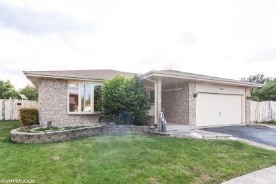 Midlothian IL Single Family Home For Sale: $225,000