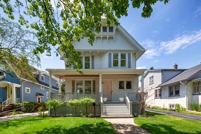 La Grange Single Family Home For Sale: 112 North Ashland Avenue