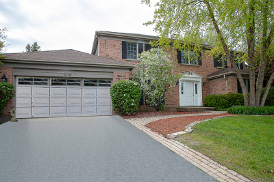 Arlington Heights Single Family Home For Sale: 2150 North Coldspring Road