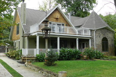 Du Page County Single Family Home For Sale: 21w282 Walnut Road