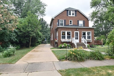 West Chicago  Single Family Home For Sale: 314 Ingalton Avenue