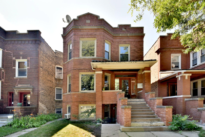 Multi Family Home For Sale: 3330 North Avers Avenue