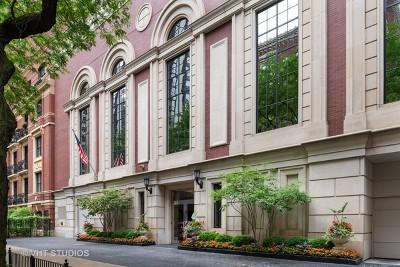 Condo/Townhouse For Sale: 1122 North Dearborn Street #8E