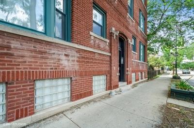 Condo/Townhouse For Sale: 5734 North Ridge Avenue #1N