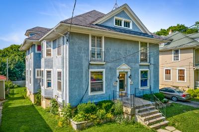 Multi Family Home For Sale: 371 Walnut Avenue