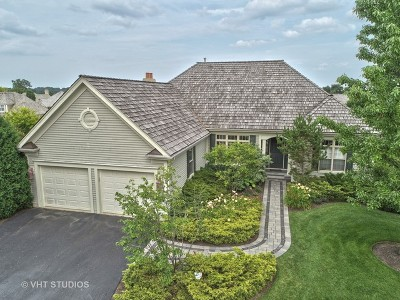 Libertyville Single Family Home Contingent: 1765 River Birch Way