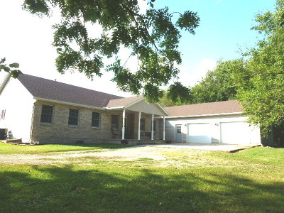 Kenney Single Family Home For Sale: 3849 Hill Road