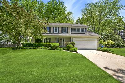 Libertyville Single Family Home For Sale: 1716 Cedar Glen Court