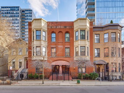Condo/Townhouse For Sale: 15 East Division Street #2W