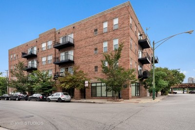 Chicago Condo/Townhouse New: 647 North Green Street #402