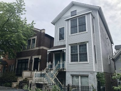 Multi Family Home For Sale: 2043 West Moffat Street