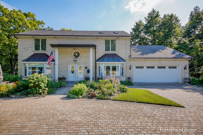 Lemont IL Single Family Home New: $400,000