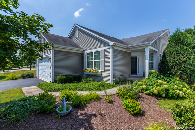 Crest Hill Single Family Home For Sale: 16140 Seneca Lake Circle