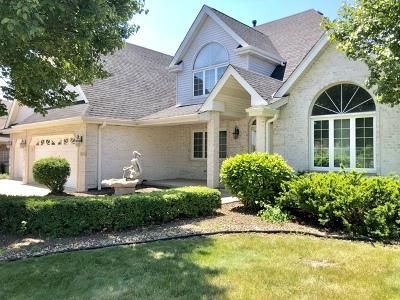 Tinley Park Single Family Home For Sale: 18300 Black Oak Avenue