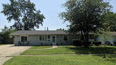 Mokena Single Family Home For Sale: 9507 Elm Avenue