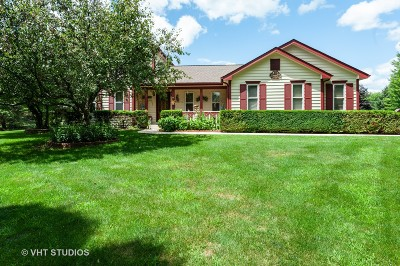 McHenry Single Family Home For Sale: 4913 Hampshire Lane