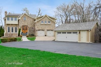 Wheaton Single Family Home For Sale: 1450 Aurora Way