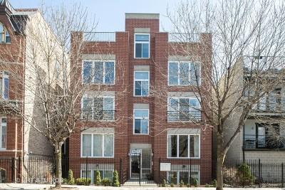 Condo/Townhouse For Sale: 1429 North Paulina Street #B