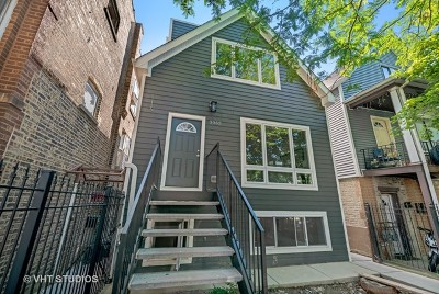 Single Family Home For Sale: 3055 North Central Park Avenue