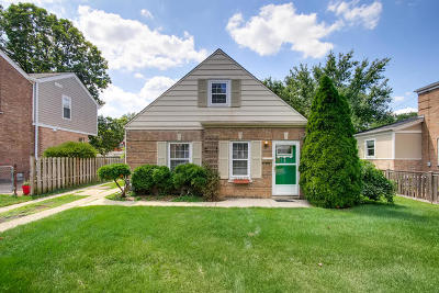 La Grange Single Family Home For Sale: 732 South 6th Avenue