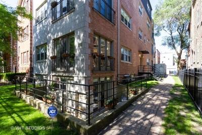 Condo/Townhouse Price Change: 1540 North Claremont Avenue #1E