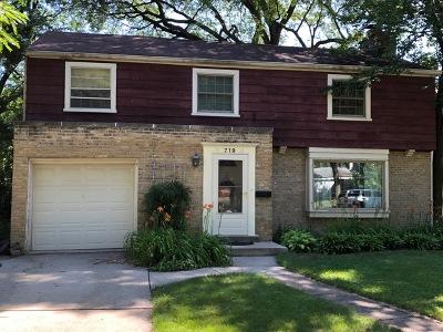 La Grange Single Family Home For Sale: 719 South Ashland Avenue