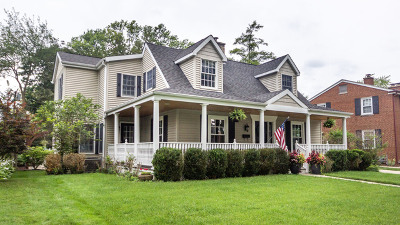 Elmhurst Single Family Home Price Change: 164 South Rex Boulevard