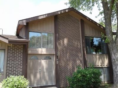 Roselle Condo/Townhouse For Sale: 532 East Devon Avenue