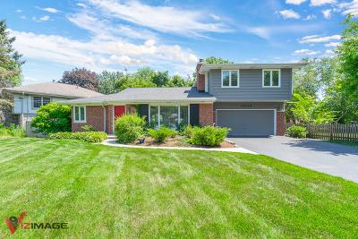 Wheaton Single Family Home For Sale: 2035 Glencoe Street