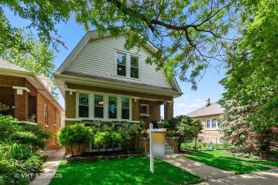 Single Family Home Contingent: 5126 North Tripp Avenue