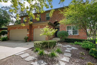 Du Page County Single Family Home For Sale: 718 Wakeman Avenue