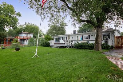McHenry Single Family Home For Sale: 704 Livingston Street