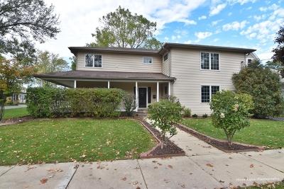 Batavia Single Family Home For Sale: 605 Park Street