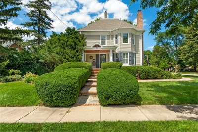 Arlington Heights Single Family Home For Sale: 302 West Euclid Avenue