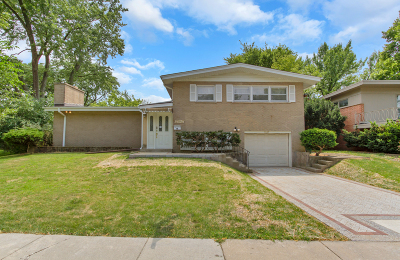 Wilmette Single Family Home For Sale: 2847 Birchwood Avenue