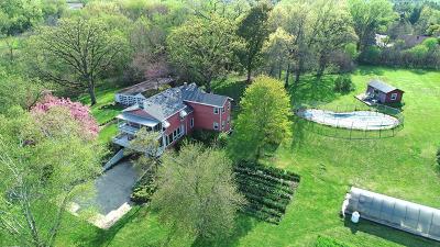 Woodstock Single Family Home For Sale: 1115 Hartland Road