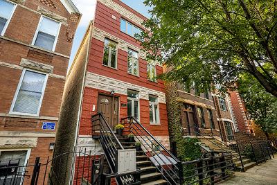 Condo/Townhouse For Sale: 1537 North Bosworth Avenue #3